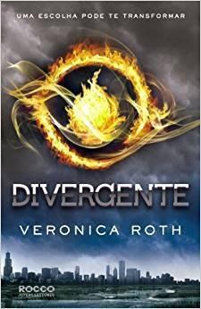 Livro Divergente - Trilogia Divergen Veronica Roth