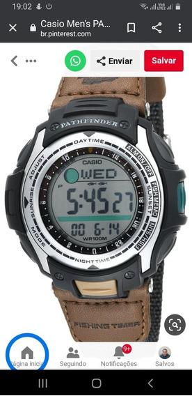 Relógio Casio Pathfinder Pas400b