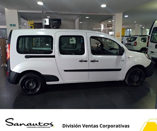 Nueva Renault Kangoo Ze 5 Puestos