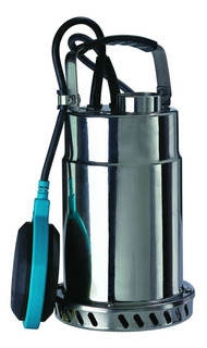 Bomba Sumergible Agua Limpia 750w Acero Inox Gamma 3196