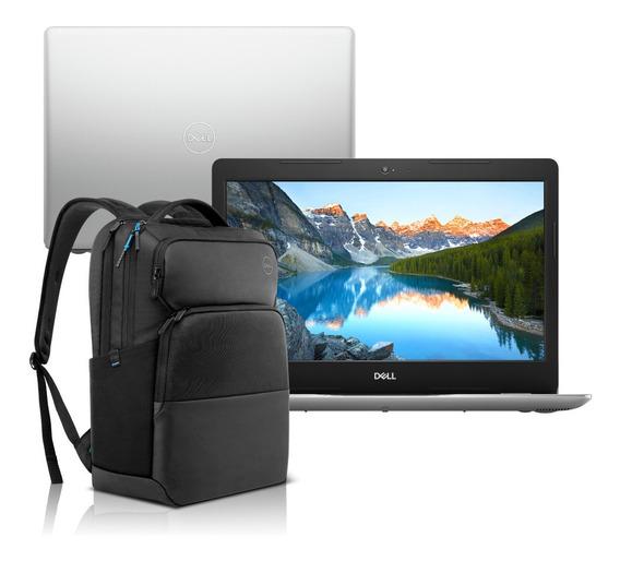 Notebook Dell 3481-m10bp Ci3 4gb 1tb W10 + Mochila Pro
