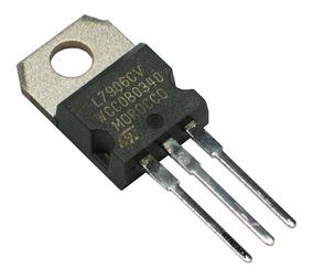 5 * Regulador De Tensão 7906 Lm7906 -6v