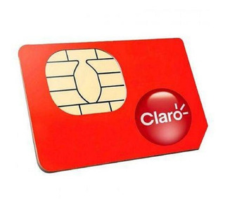 Chip Claro 4g Pré-pago - Ddd 77