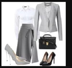 Vestido Com Blazer Moda Evangelica E Executiva Cod#bell++