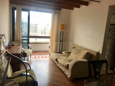 Apartamento Em Moema, São Paulo/sp De 70m² 1 Quartos À Venda Por R$ 725.000,00 - Ap232070