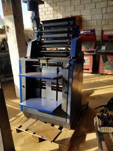 Imagem 1 de 5 de Rotaprint Máquina Impressão