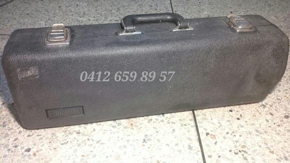 Trompeta Pathfinder Con Estuche Duro Yamaha 25verdes