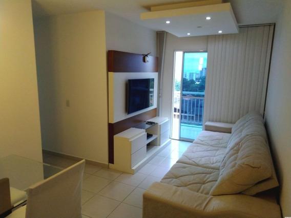 Apartamento 3 Quartos Semi-mobiliado - Rossi Jardim Imperial