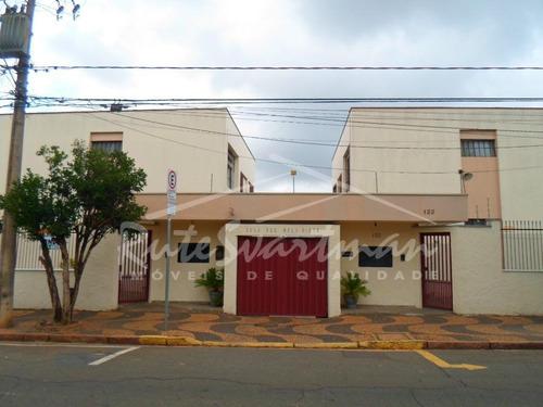 Imagem 1 de 22 de Apartamento À Venda, 60 M² Por R$ 245.000,00 - Jardim Chapadão - Campinas/sp - Ap1056