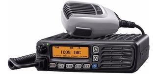 Rádio Vhf Icom Ic-f5061 Completo 512 Canais Top De Linha Vhf