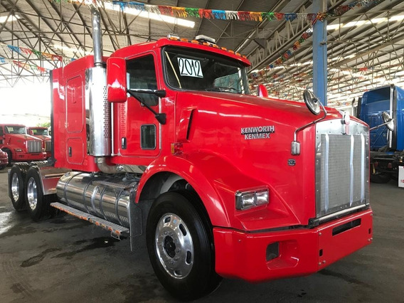 Tractocamion Kenworth T800 2012 100% Mex . #3380