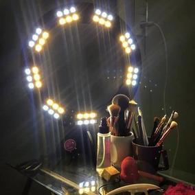 Ring Light 60 Super Leds Tripe + Kit Selfie E Bancada