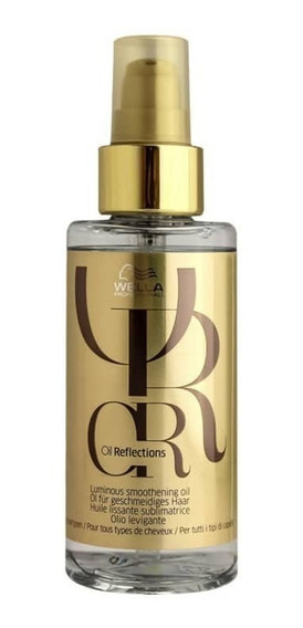Wella Reparador Oil Reflections Luminous Smoothening 100ml