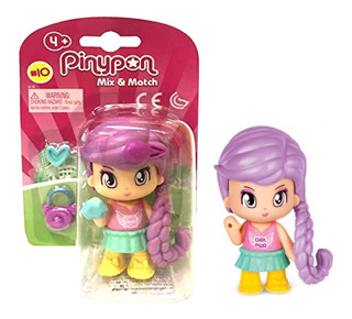 Pin Y Pon Muñecas Serie #7 #8 Accesorios Pinypon Mundomanias