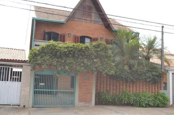 Casa Com 4 Dormitórios À Venda, 380 M² Por R$ 1.490.000 - Bonfim - Campinas/sp - Ca2188