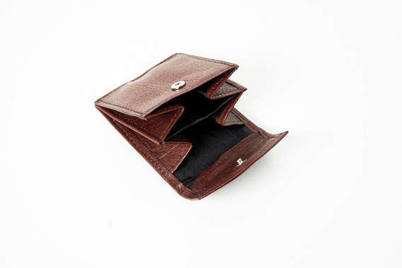 Monedero De Cuero Pase Cinturón