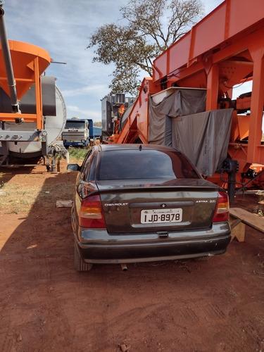 Chevrolet Astra Sedan 2000 2.0 16v Gls 4p