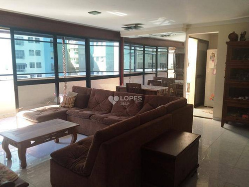 Cobertura Com 3 Dormitórios À Venda, 200 M² Por R$ 960.000,00 - Icaraí - Niterói/rj - Co2914
