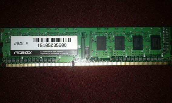 Memoria Ram Pcbox Ddr3 4gb Mar Del Plata