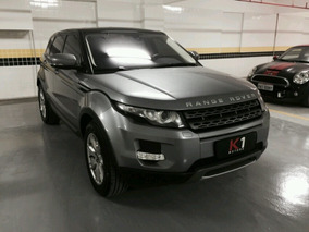Land Rover Evoque 2.0 Si4 Pure 5p Cinza 2013