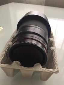 Lente Para Câmera Profissional Sony Alpha Sal75300 Importada