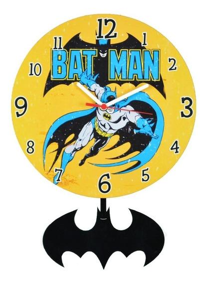 Relogio Pendulo Batman
