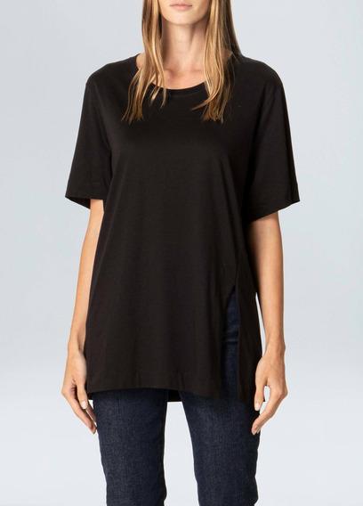 T-shirt Feminina Osklen Over Soft Touch