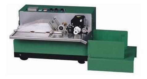 Codificadora Impresora De Tinta Solida Automatica My-380