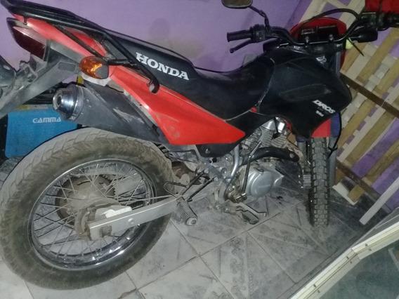 Moto Honda Xr_125l 2013