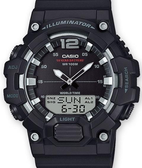 Relógio Casio Masculino Anadigi Hdc-700-1avdf Original