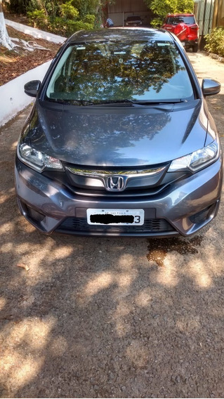 Honda Fit - 2014/2015 1.5 Lx Flex Automatico