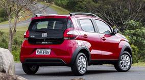 Nuevo Fiat Mobi 1.0 Way -- Anticipo $39.000 O Tu Usado