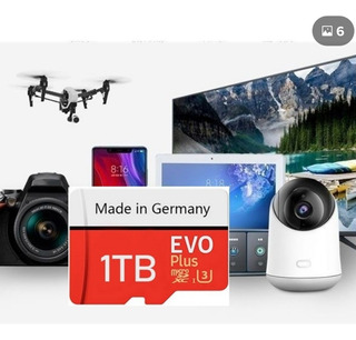 Tarjeta Micro Sd,1tb,original,producto Nuevo,made In Germany