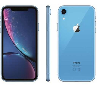 iPhone XR 128 Gb Color Celeste Libre Como Nuevo