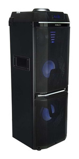 Parlante Party Audio System Noblex Mnt670 Bluetooth