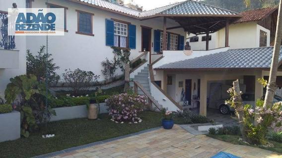 Casa Residencial À Venda, Tijuca, Teresópolis. - Ca0804