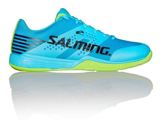 Courash Tenis Para Squash Salming Viper 5 Blue Atol/new Flow