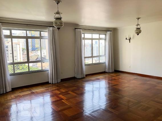 Apartamento Para Aluguel - Bela Vista, 3 Quartos, 125 - 893056331