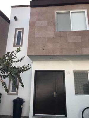Renta De Casa En Privada Dentro De Fracc El Mirador