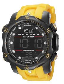 Relógio Speedo Sport Big Case Cronômetro Alarme 11005g0evnp6