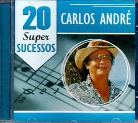 Cd Carlos André - 20 Super Sucessos