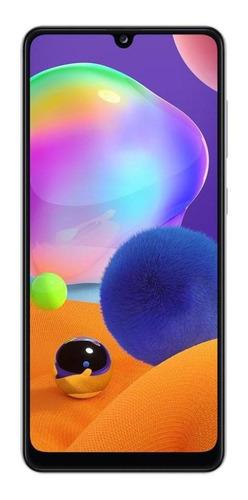 Imagem 1 de 4 de Samsung Galaxy A31 128gb Branco Celular Excelente Usado