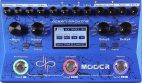 Mooer Ocean Machine Tdl3 Delay E Reverb Poderoso Veja Video