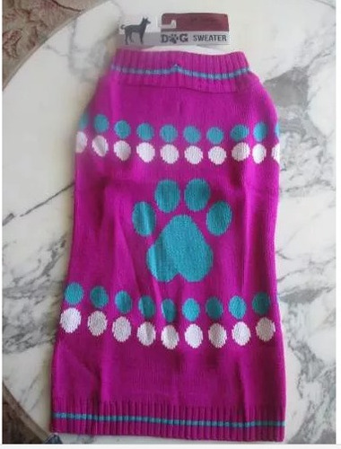 Ropa De Perros Chompa Sweater De Lana Talla Xxl Terranova