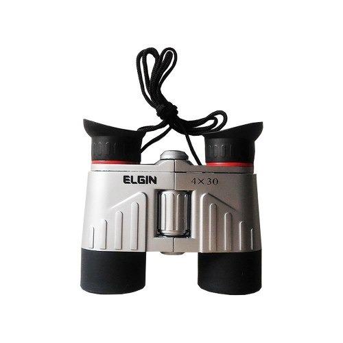 Binóculos Elgin Z-04x30 Zoom 4x Angulo 10,5 Vitrine