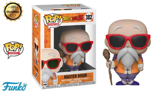 Funko Pop Dragon Ball - Master Roshi