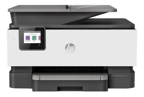 Impressora A Cor Multifuncional Hp Officejet Pro 9010 C/wifi