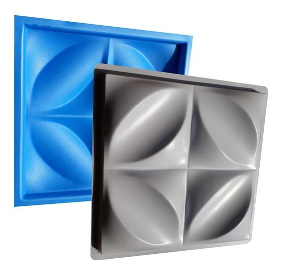 Liquidação Forma P Gesso Floral 3d Plastico + Eva Lg0032