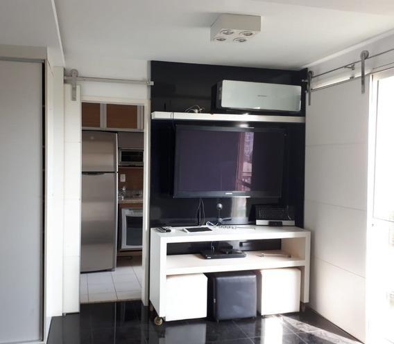 Apartamento A Venda No Bairro Água Branca Em São Paulo - - Cd.rail.1dor.1179-1