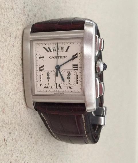 Reloj Cartier Tank Francaise Chronograph 2531